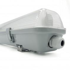Plafoniera Stagna IP65 60cm tubo singolo