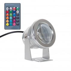 Faro LED 10W RGB-IP67 per Piscine e Fontane