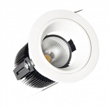 Faretto LED Orientabile da Incasso 12W Infinity