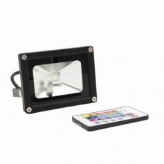 Faro LED 10W -RGB - Cambiacolore-Premium
